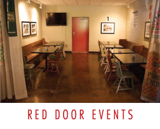 red door events